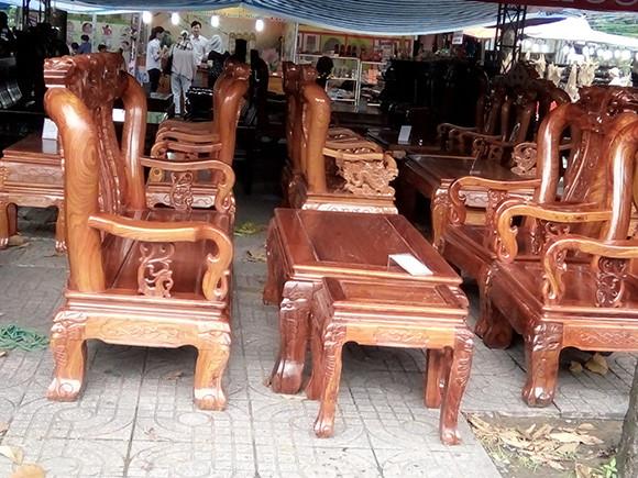 Bí quyết mua đồ gỗ nội thất để không phải bị hớ(1)