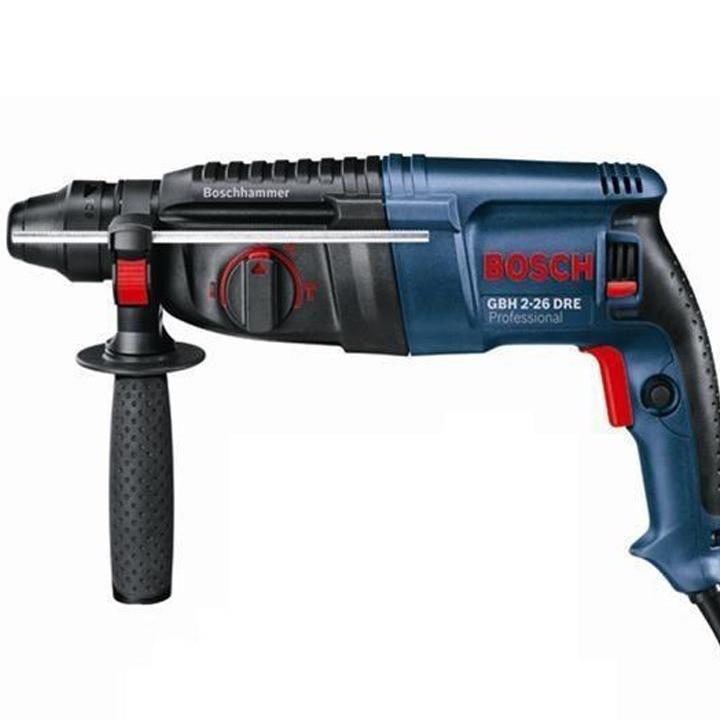 Tìm hiểu máy khoan bê tông Bosch GBH 2-26DRE