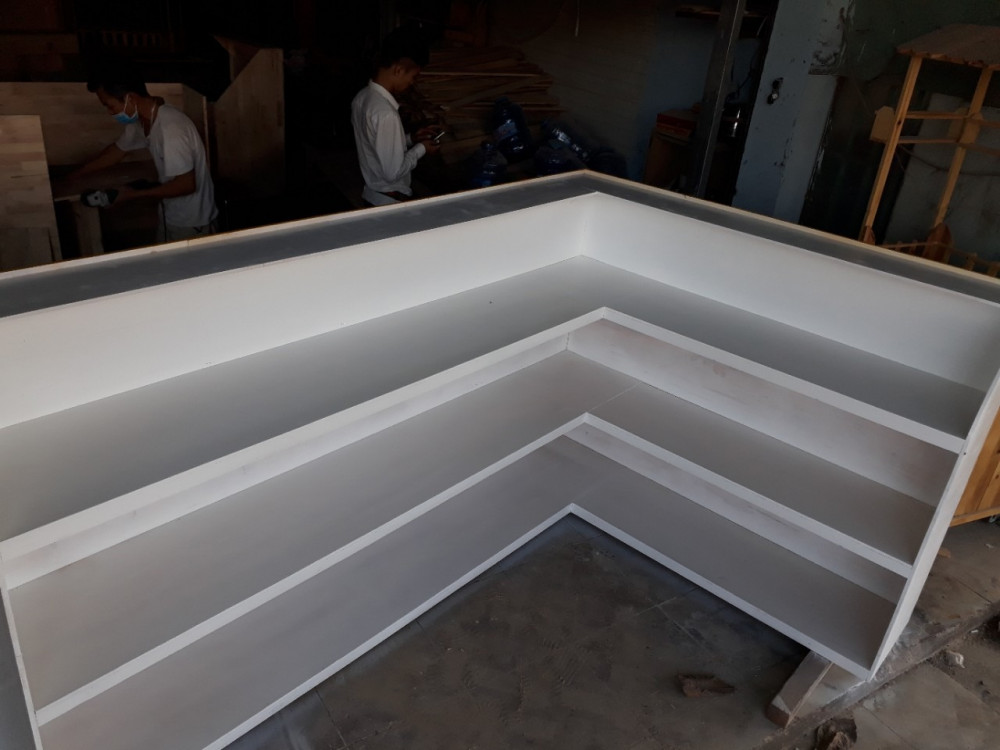 Xưởng sản xuất bàn ghế ngồi bệt quán cafe, trà sữa tại TPHCM