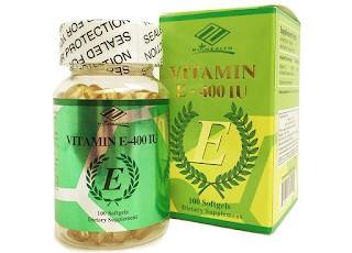 7 tác dụng của Vitamin E không thể bỏ qua(1)