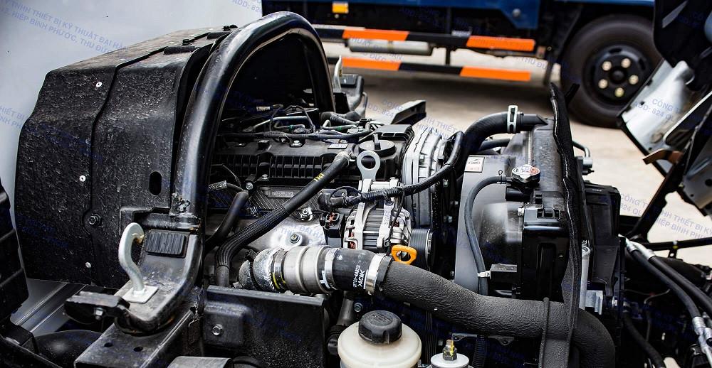 Hyundai N250 - Dòng xe tải nhẹ 2.5 tấn hoàn toàn mới