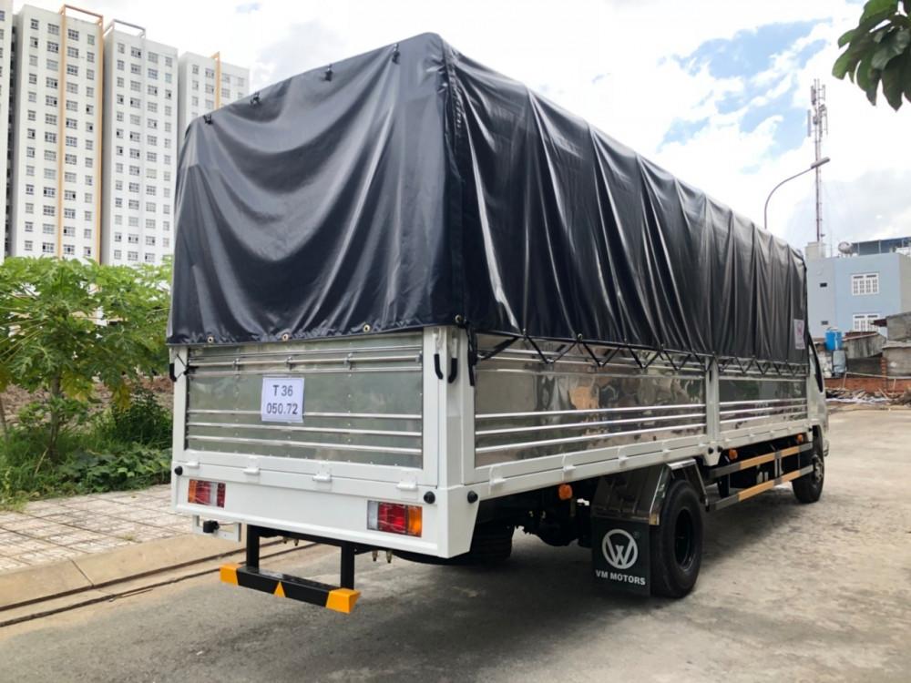 Báo giá xe tải Isuzu NK490SL 1T9 2018