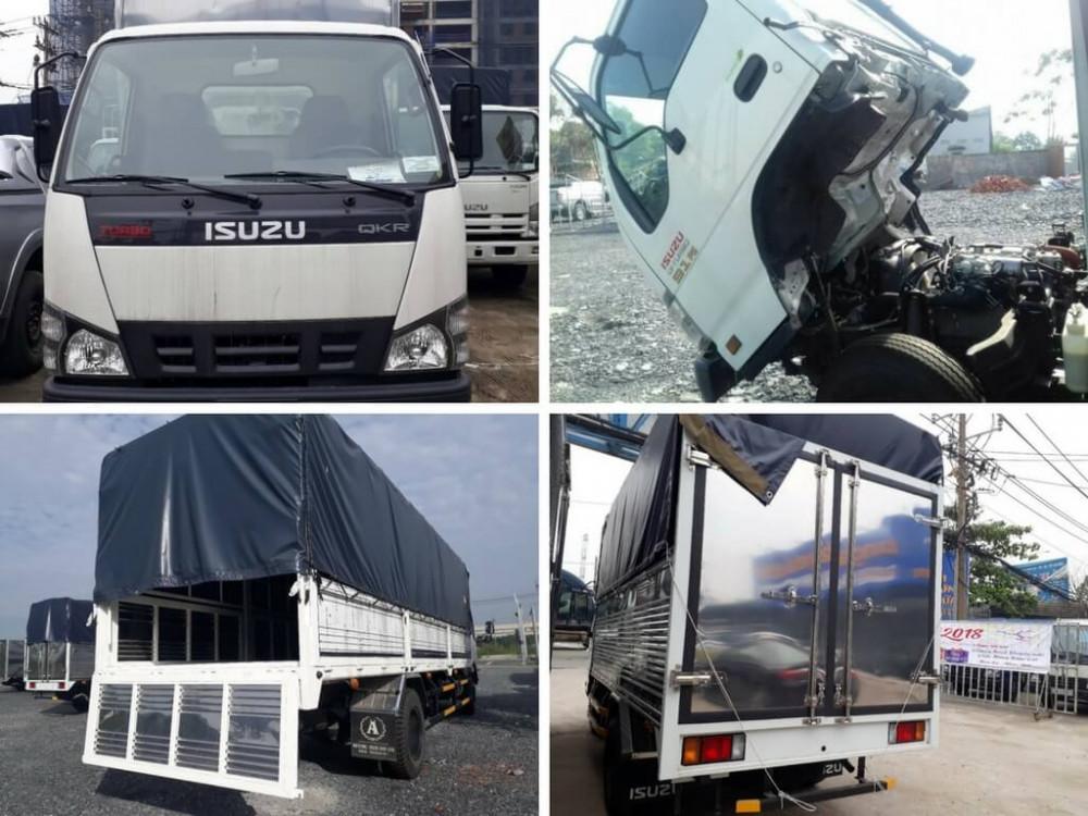 Những trang bị đáng giá trên xe tải Isuzu 1.9 tấn