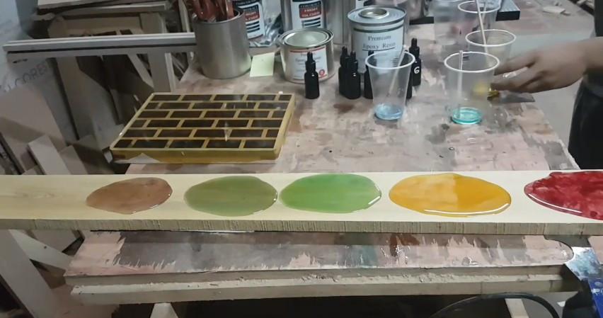 Cách pha keo epoxy(3)