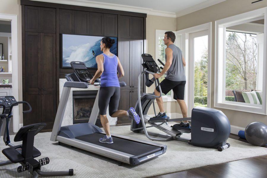Tập Gym tại nhà, tại sao không?