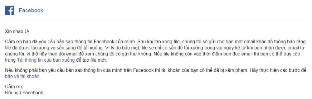 Mách bạn cách khôi phục lại tin nhắn đã xóa trên Messenger Facebook - 5