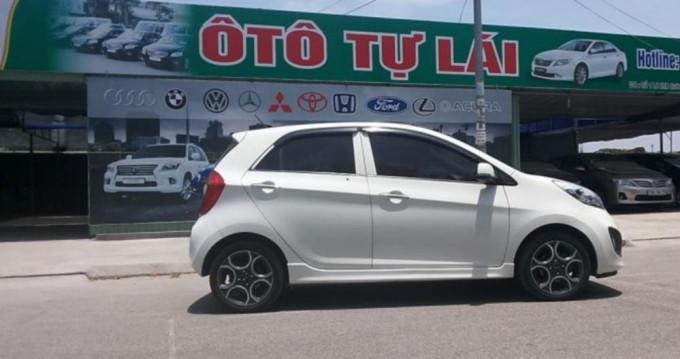 Thuê xe tự lái giá rẻ Tphcm