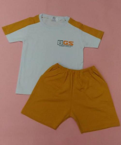 Mẫu đồng phục trẻ em mầm non được thiết kế và sản xuất từ xưởng may Trang Trần