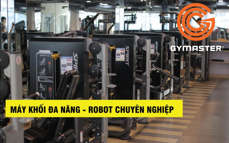 Trải nghiệm đẳng cấp phòng gym Vip tại Gymaster cùng Á Hậu doanh nhân Lương Nhã Hiền