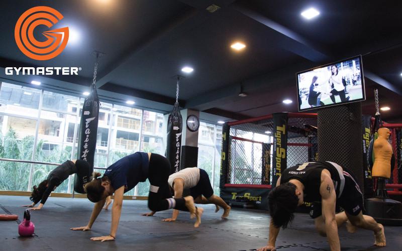 Rèn luyện Kickboxing và MMA tại Gymaster cùng Á Hậu doanh nhân Lương Nhã Hiền