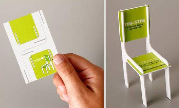 Xu hướng thiết kế card visit ấn tượng phá cách 1
