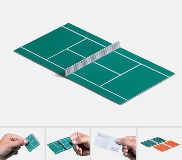 Xu hướng thiết kế card visit ấn tượng phá cách 19
