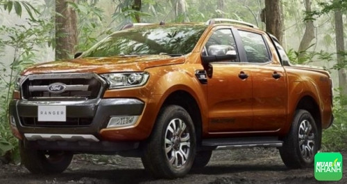 Bản Ford Ranger XL 4x4 MT