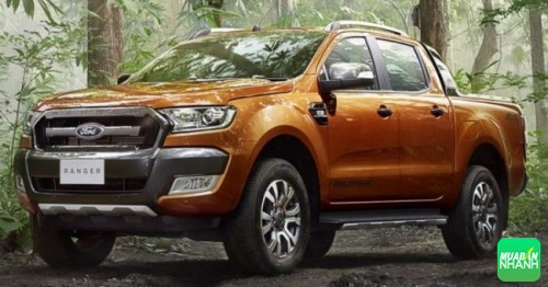 Bản Ford Ranger Wildtrak 2.2L AT