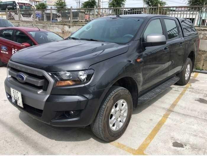 Tìm hiểu các đời xe Ford Ranger tại thị trường Việt Nam(1)