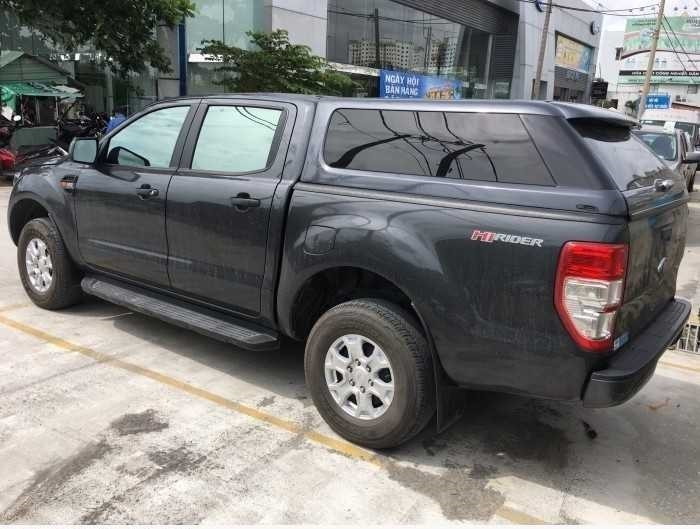 Tìm hiểu các đời xe Ford Ranger tại thị trường Việt Nam(2)