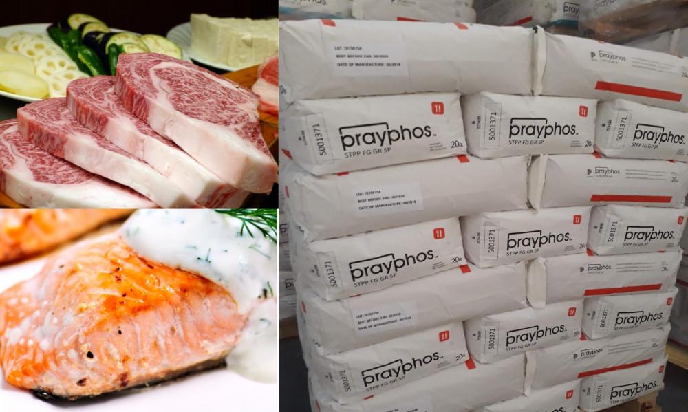 Mua phụ gia thực phẩm Sodium Tripolyphosphate (STPP) tại TPHCM