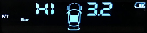 Hướng dẫn sử dụng van cảm biến áp suất lốp ô tô TPMS 620