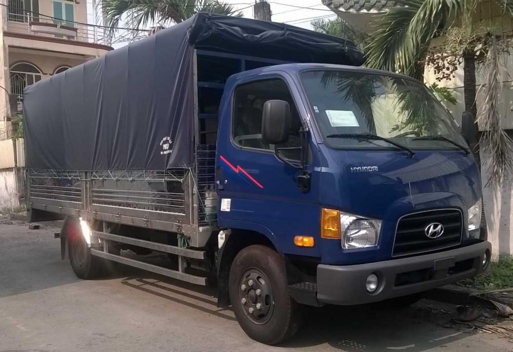 Tại sao lại khách hàng ưa chuộng Hyundai 110S 7.2 tấn 2018