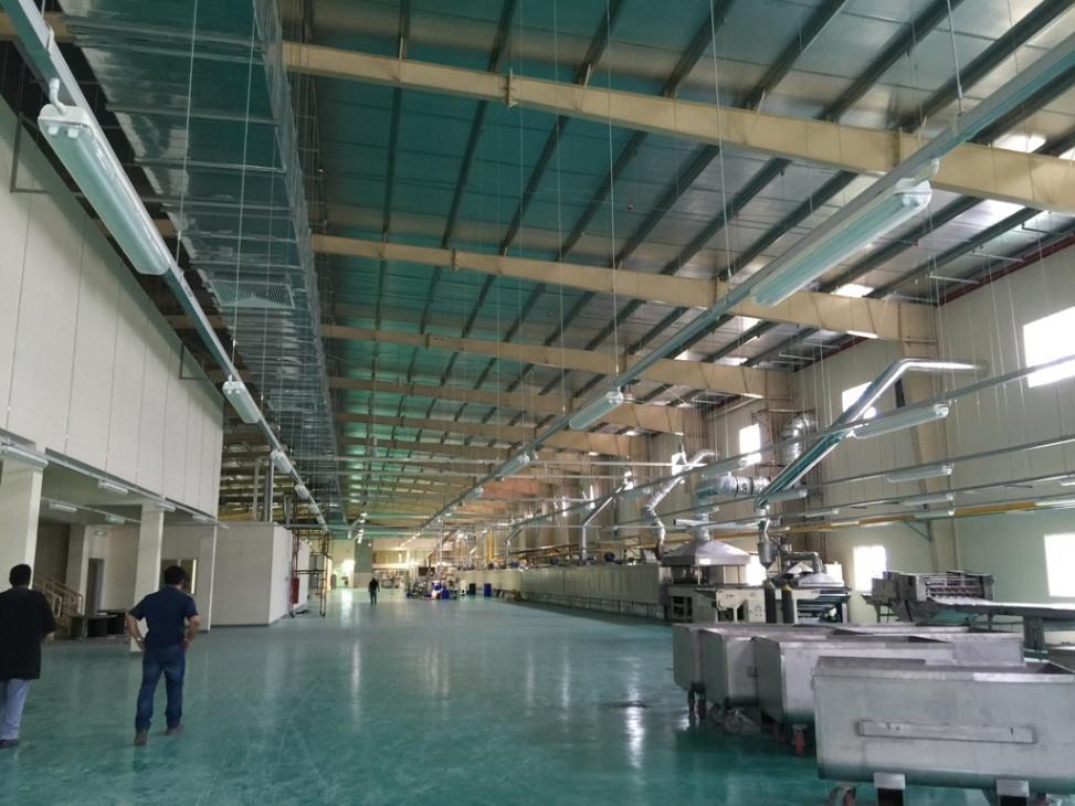 Công ty Nicon được chỉ định làm tổng thầu thiết kế - thi công xây dựng cho tập đoàn Rebisco của Philippines