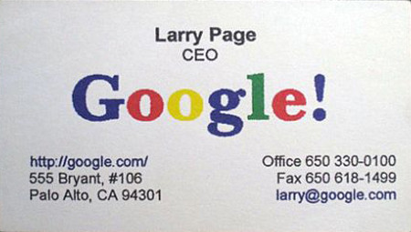 card visit độc đáo đến từ các doanh nhân thế giới 1 2