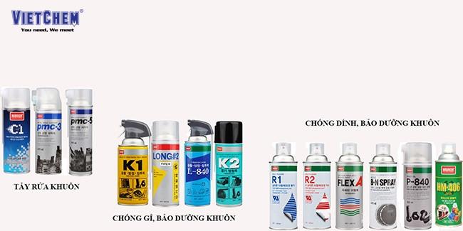 Hóa chất tẩy rửa công nghiệp cực mạnh, đánh bay dầu mỡ, rỉ sét, cáu cặn