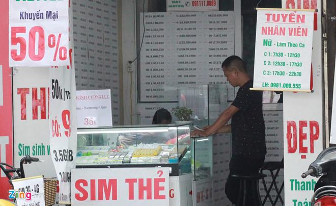 Rút gọn sim 11 số - không chỉ hơn 60 triệu thuê bao bị ảnh hưởng - vô số ấn phẩm in ấn cũng trong nguy cơ đặt in lại: name card, bao bì, biển quảng cáo