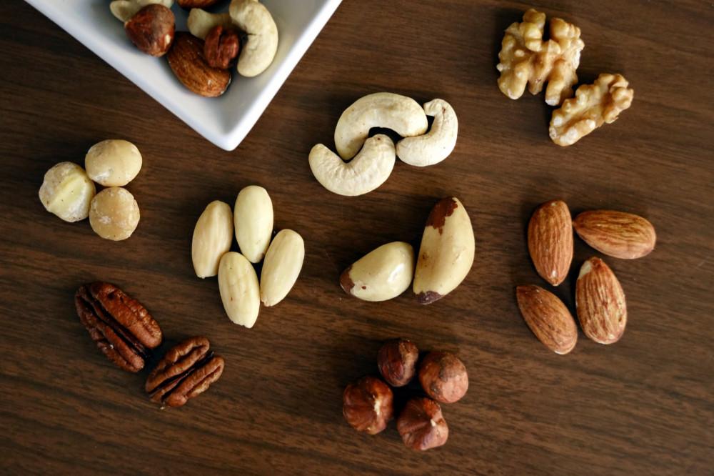 Ăn hạt giúp bạn giảm cân như thế nào?