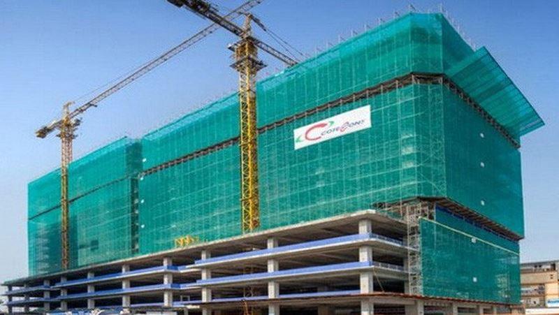 Công ty TNHH Lưới Công Trình - Cung cấp lưới che nhiều mẫu, nhiều màu cho các công trình toàn quốc
