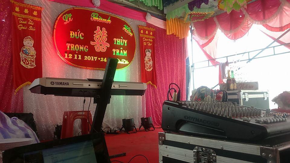 Dịch vụ cho thuê âm thanh ánh sáng dàn nhạc tại Đà Nẵng