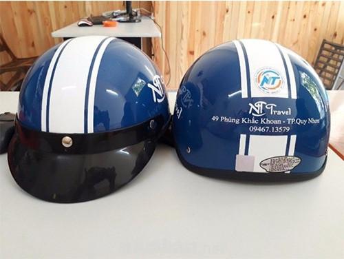 Địa chỉ sản xuất nón bảo hiểm uy tín