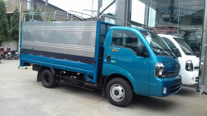 Giá xe tải Kia k250 2t4 tại TPHCM