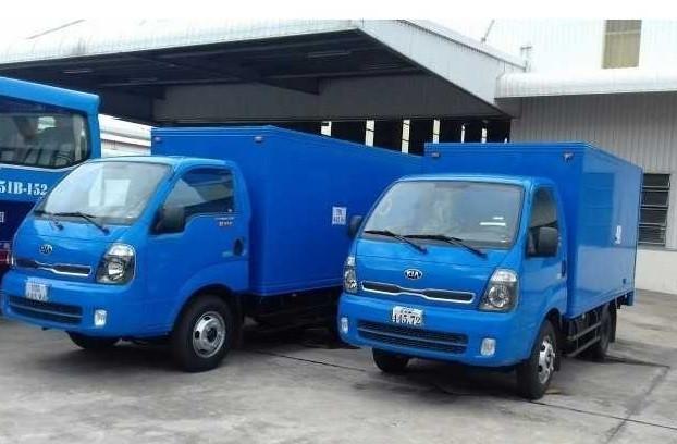 Hướng dẫn mua trả góp xe tải Kia K250 tại TPHCM