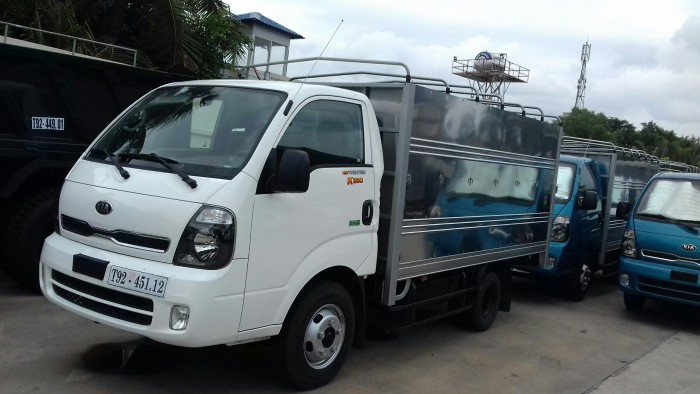 Hướng dẫn mua trả góp xe tải Kia K250 tại TPHCM(2)
