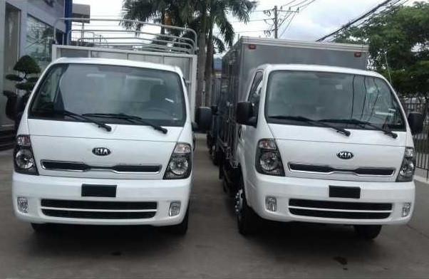 Thông số kỹ thuật xe tải Kia K250