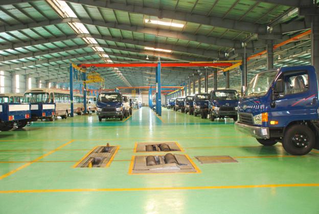 Đại Lý Xe Tải Hyundai Vũ Hùng - Giá xe tải Hyundai tốt nhất