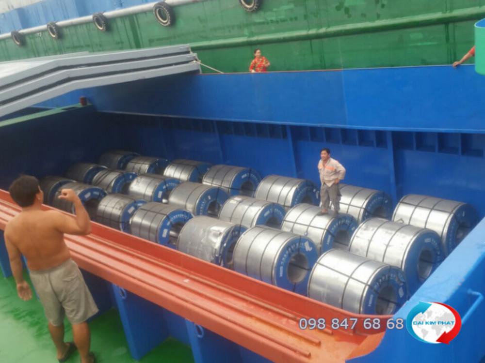 Sà lan có nắp hầm - Dịch Vụ Hải Quan Trọn Gói - XNK Đại Kim Phát