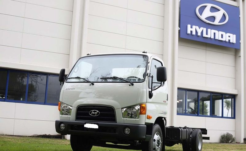Xe tải 75s Thành Công - Giá xe tải Hyundai 75s tải trọng 3,5 tấn chạy bằng B2