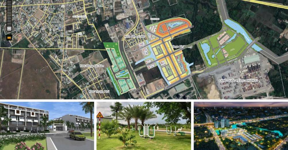 Đất nền Rio Verde – Đất nền quận 9