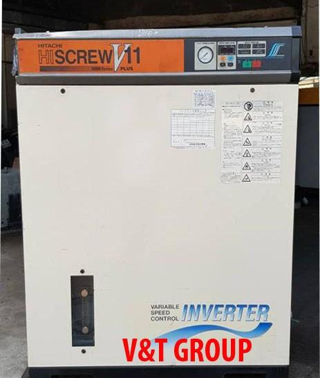 Nhà cung cấp máy nén khí Nhật bãi chất lượng tại quận 12