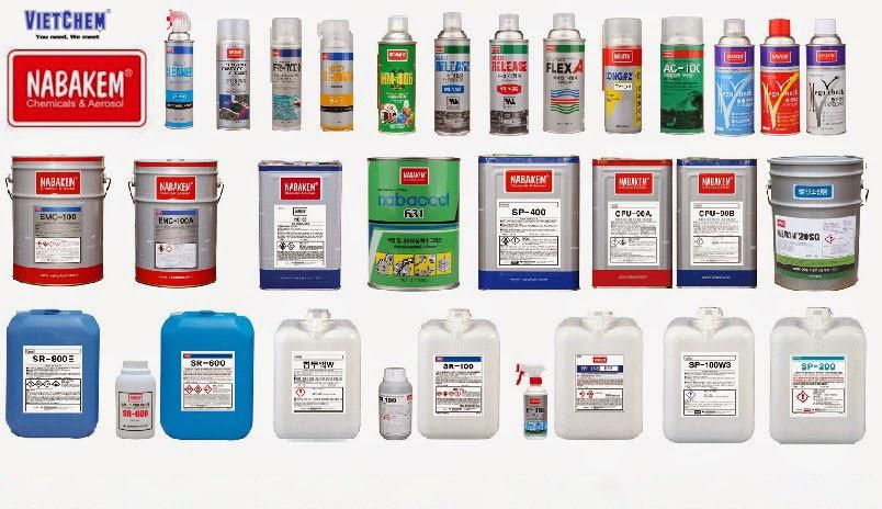 Hóa chất tẩy rửa nhôm trong ngành công nghiệp