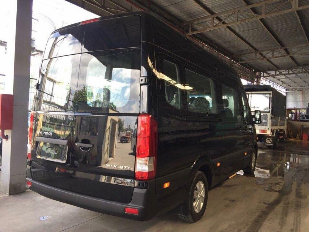Giá lăn bánh xe 16 chỗ Hyundai Solati - 5