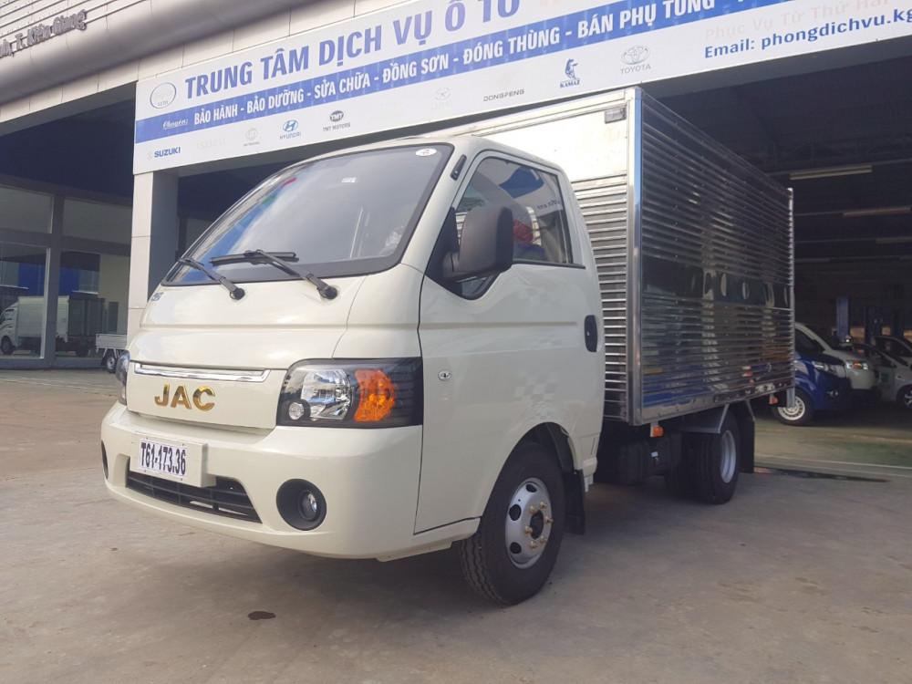 Lý do bạn nên chọn xe tải Jac X5 990kg 1.25 Tấn - 1.5 tấn?