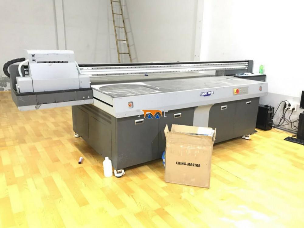 Máy in phẳng UV khổ lớn - đơn vị phân phối Công ty MayInQuangCao.com