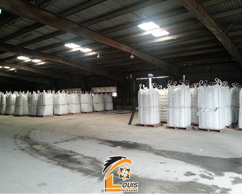 Bao Bì Louis - Bao jumbo từ 300kg đến 2500kg đựng dạng bột hạt khối giá rẻ