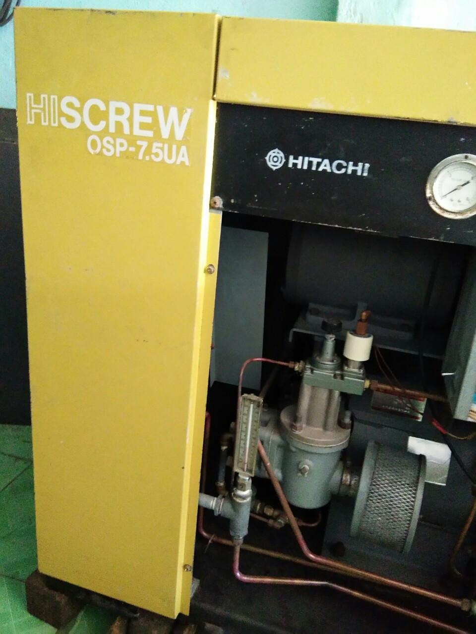 Cung cấp máy nén khi Hitachi