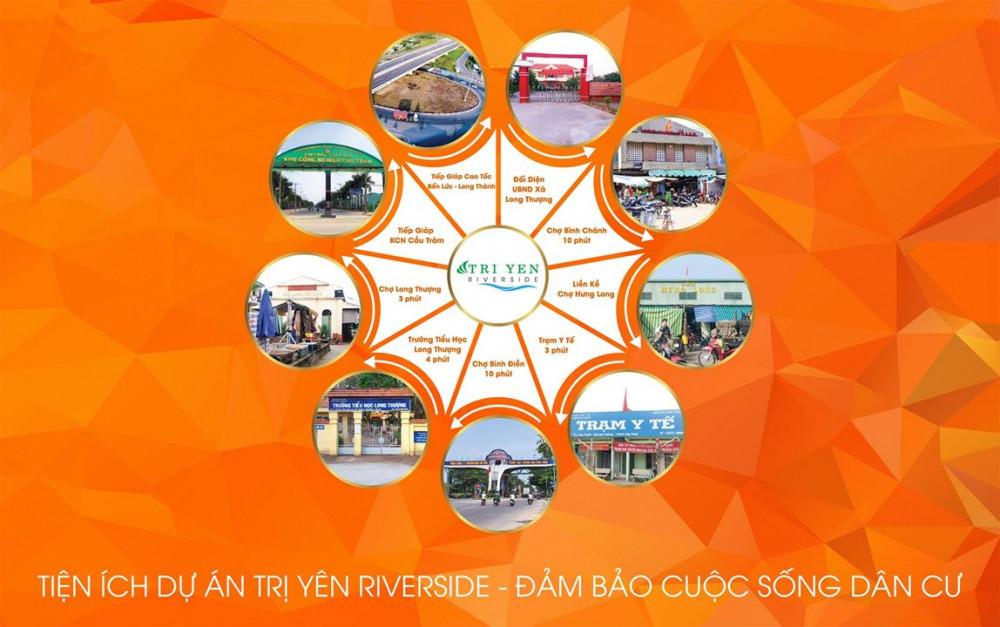 Cơn lốc quà tặng từ Protech Sài Gòn trong lễ mở bán Trị Yên RiverSide (Đợt II)