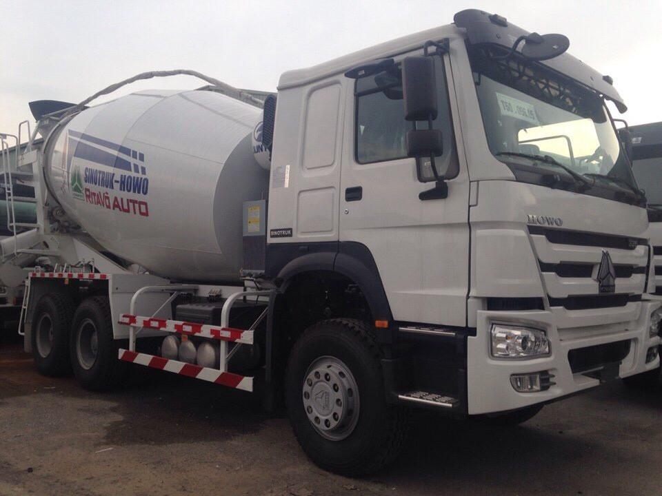 Hướng dẫn cách bảo dưỡng xe bồn trộn bê tông Howo - Rita Võ Auto