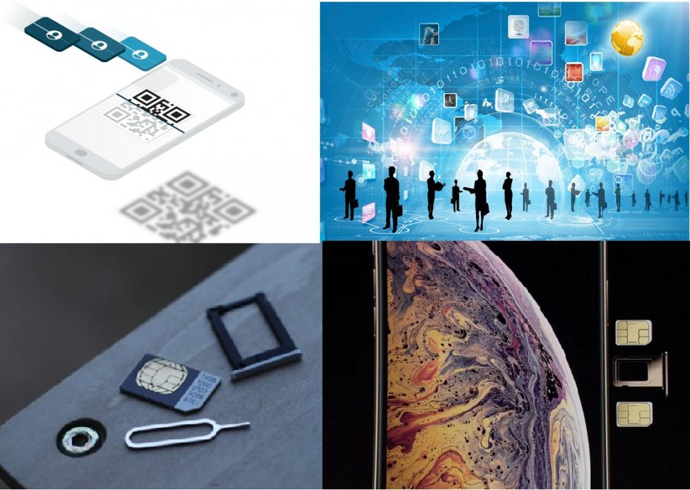 IPhone XS và XS Max sử dụng công nghệ eSIM, vậy eSim là gì?(1)