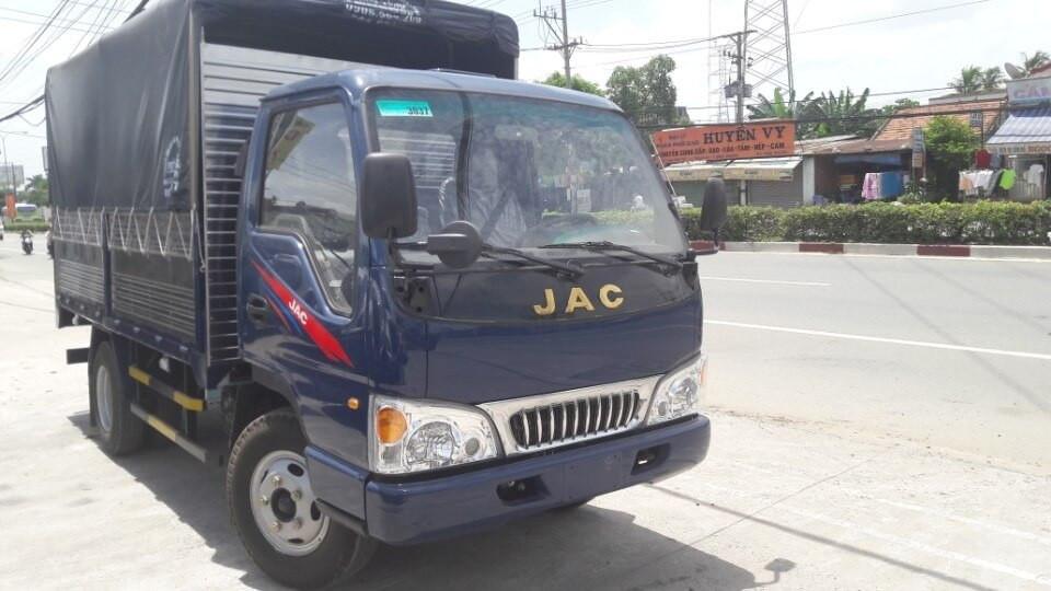 Thông số kỹ thuật xe tải Jac 2.4 tấn